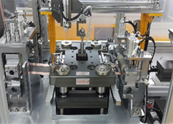 Electrode-Punching-Cleaning-Machine