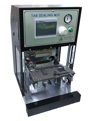 Tab Sealing Machine